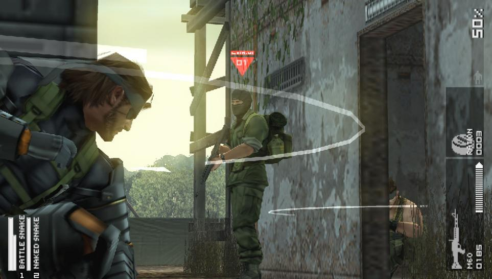 Metal Gear Solid: Peace Walker (1)