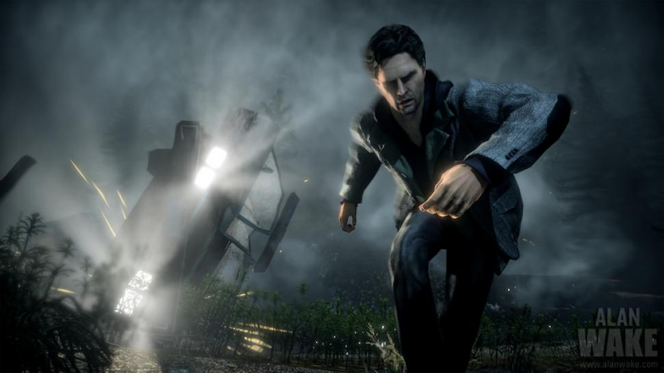 Screenshots aus Alan Wake. (1)