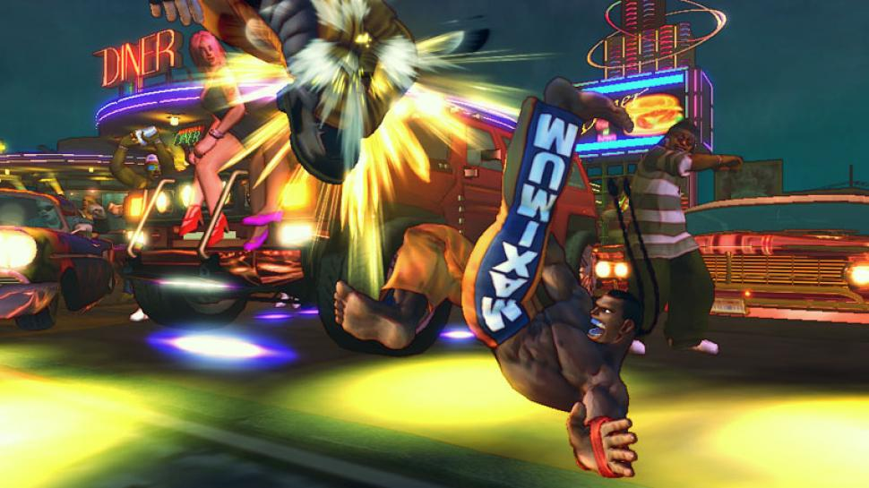 Screenshots aus Super Street Fighter 4 (1)
