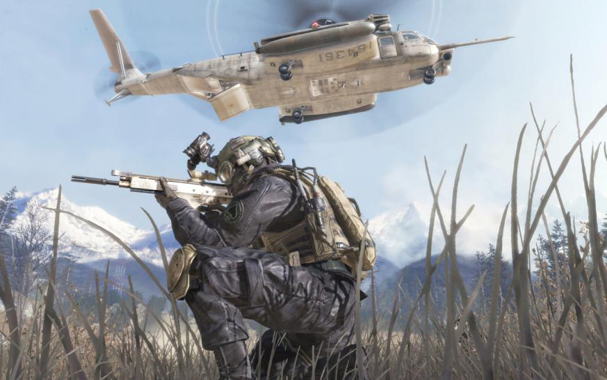 Die neuesten Screenshots aus Call of Duty: Modern Warfare 2.