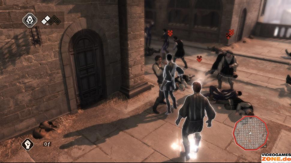 Screenshots aus Assassin's Creed 2 für PS3 und Xbox 360 (1)