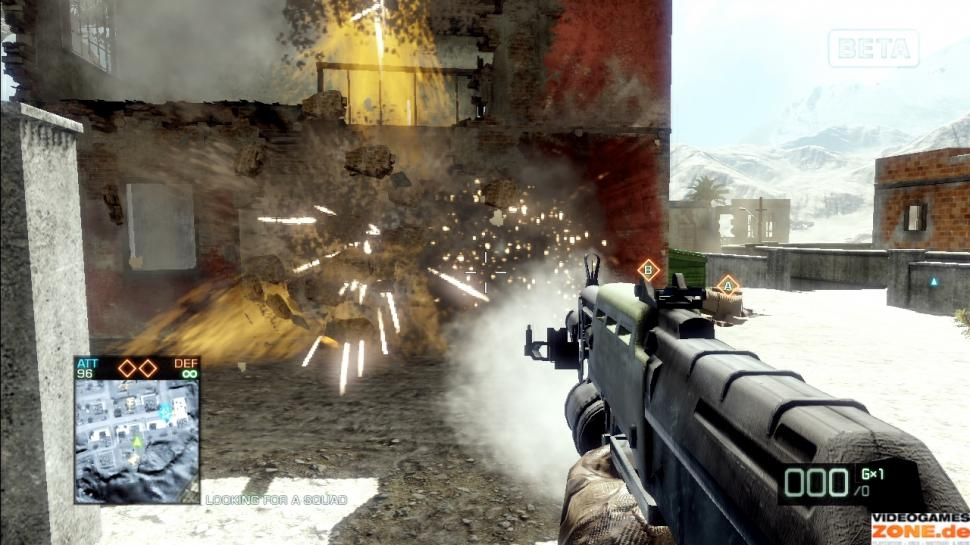 Battlefield Bad Company 2 - PS3 Closed-Beta (Multiplayer) (1)