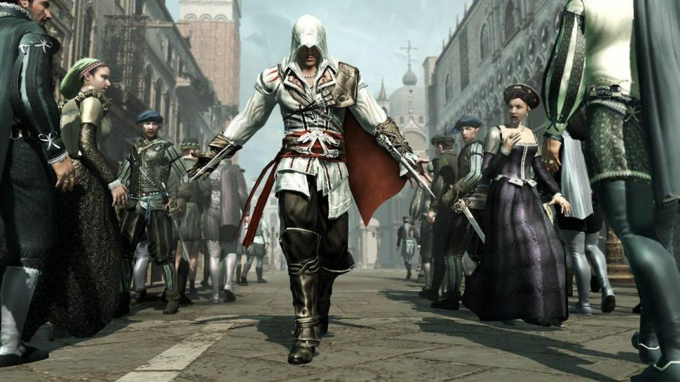 Aktuelle Screenshots aus dem Actionspiel Assassin's Creed 2.