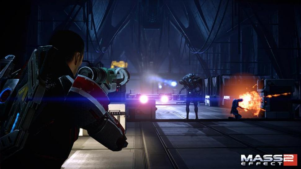 Neue Screenshots aus Mass Effect 2. (1)