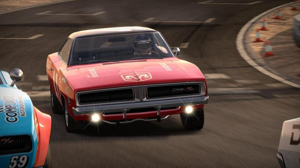 Team Racing Pack: Bilder zum kostenlosen Need for Speed Shift-DLC. (1)