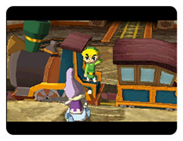 The Legend of Zelda: Spirit Tracks - Nintendo DS(i)