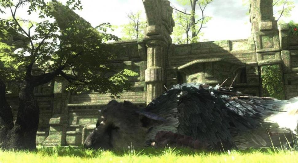 Screenshots aus The Last Guardian für PlayStation 3 (1)