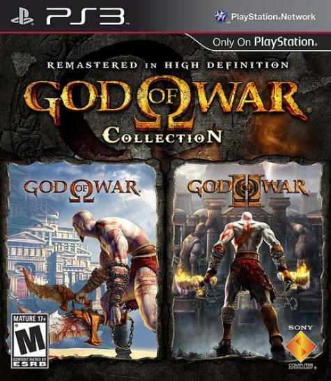 Die God of War Collection ist ab dem 3. November als Download für PlayStation 3 erhältlich.