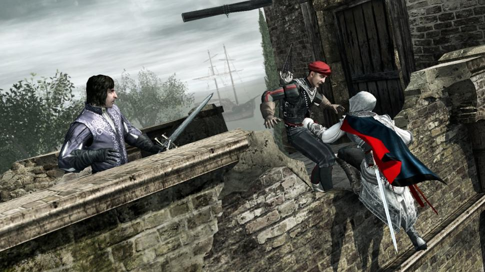 Screenshots aus Assassin's Creed 3: Brotherhood. (1)