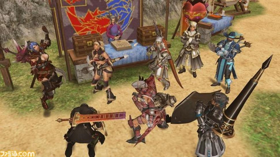 Screenshots zu Monster Hunter Frontier Online (1)