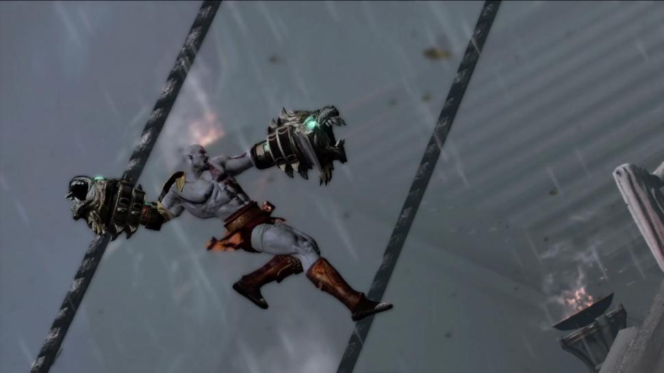 Screenshots aus God of War 3 (1)