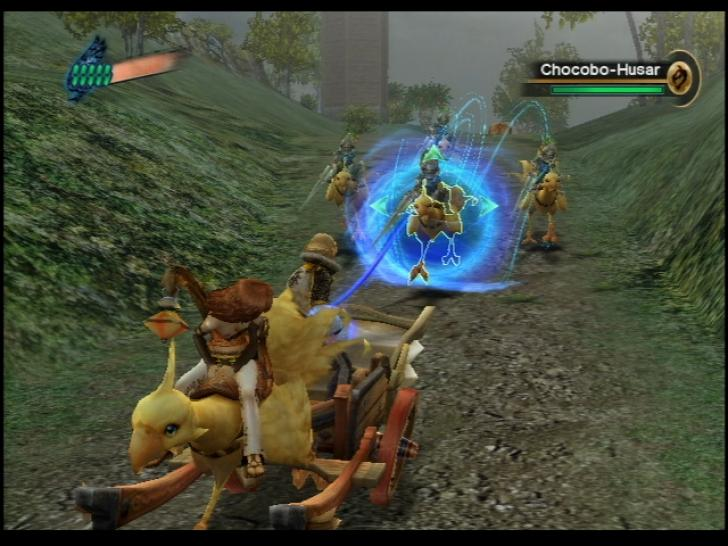 Screenshots aus unserem Test zu Final Fantasy Crystal Chronicles: The Crystal Bearers (1)