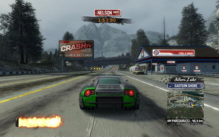 Перейти к скриншоту из игры strong em Burnout Paradise The Ultimate.