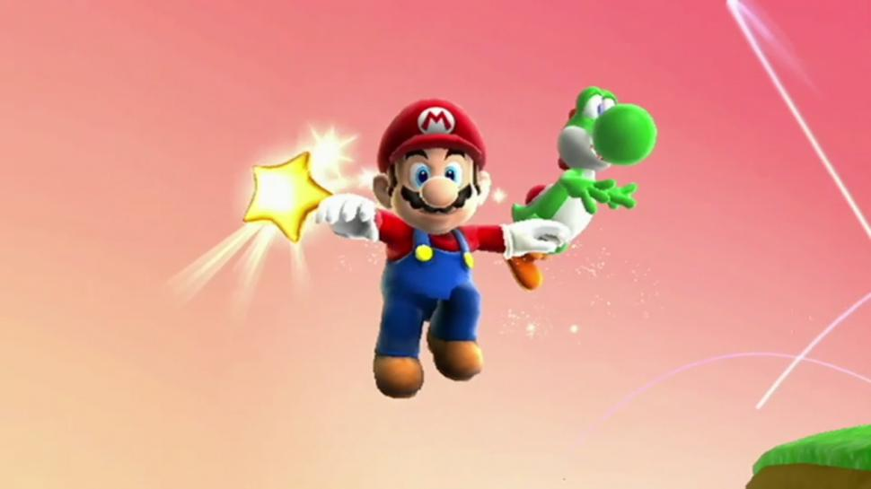 Screenshots aus Super Mario Galaxy 2 (1)