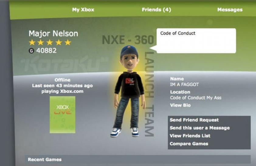 Major Nelsons Xbox-Live-Account wurde gehackt (1)