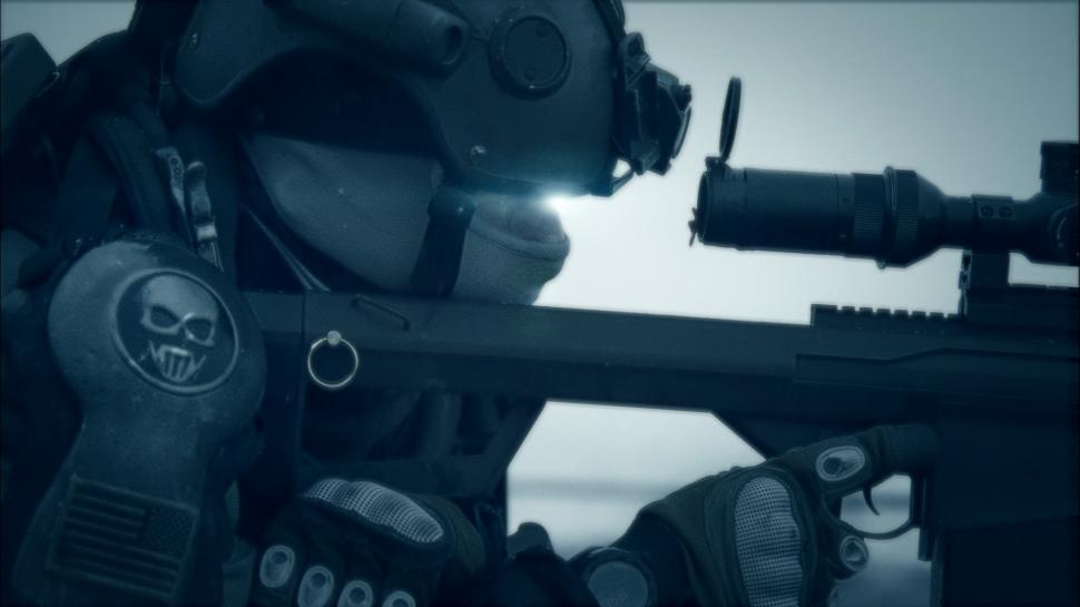 Ghost Recon Future Soldier: Live-Action-Trailer erschienen (1)