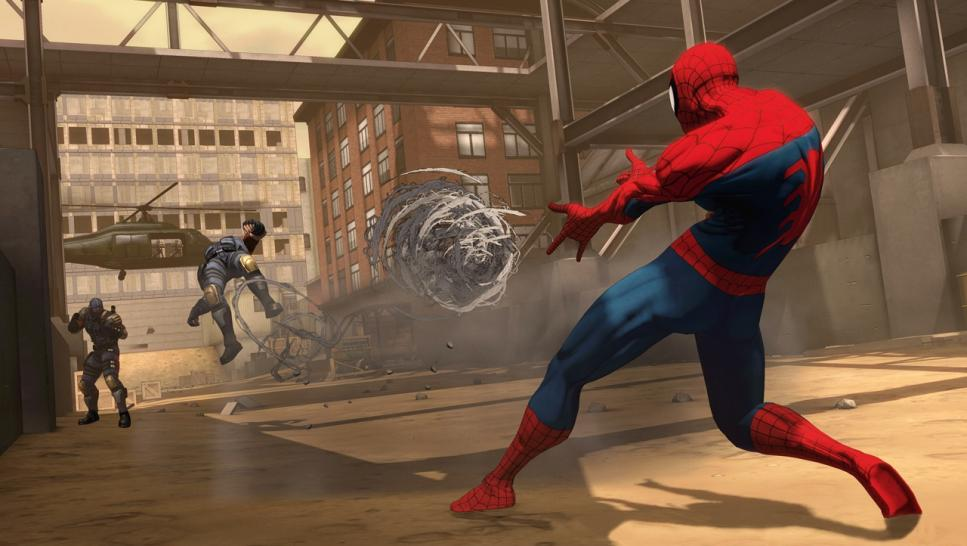 Screenshots zu Spider-Man: Shattered Dimensions (1)