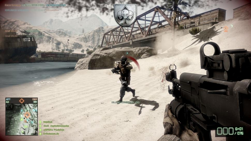 Battlefield: Bad Company 2-DLC: Map-Pack 3 im Ingame-Shop enthüllt. (1)