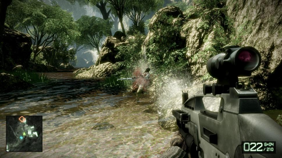 Screenshots aus Bad Company 2. (5)