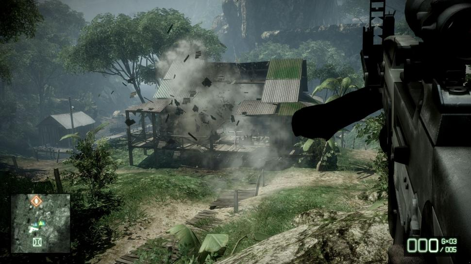 Screenshots aus Battlefield: Bad Company 2. (1)