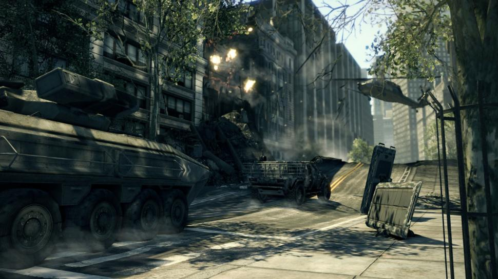 Crysis 2 Remastered: Teaser suggests a revised version of the first-person shooter