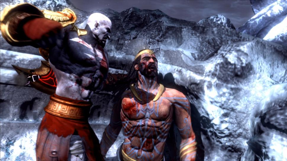 God of War 3: Kratos' brutale Rache (1)