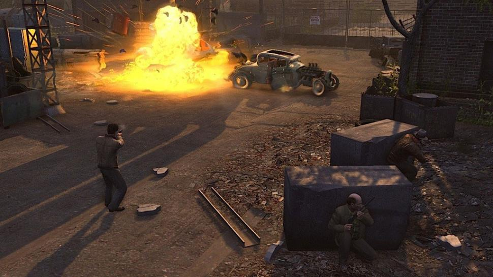 GDC 2010-Screenshots zu Mafia 2. (1)