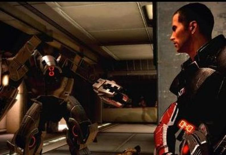 Screenshot aus Mass Effect 2 (3)