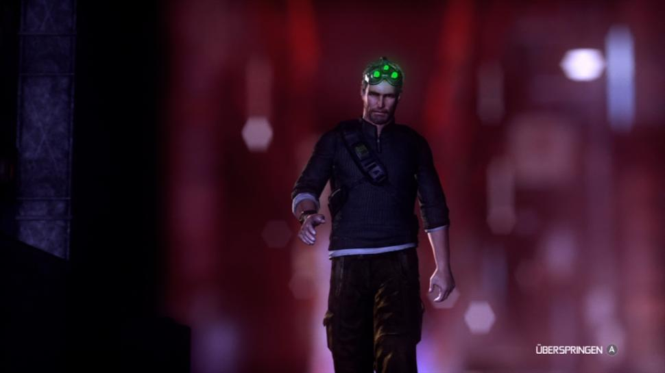 2. Splinter Cell: Conviction
