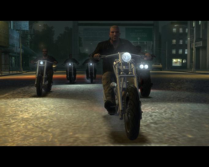 Platz 20: Episodes from Liberty City
