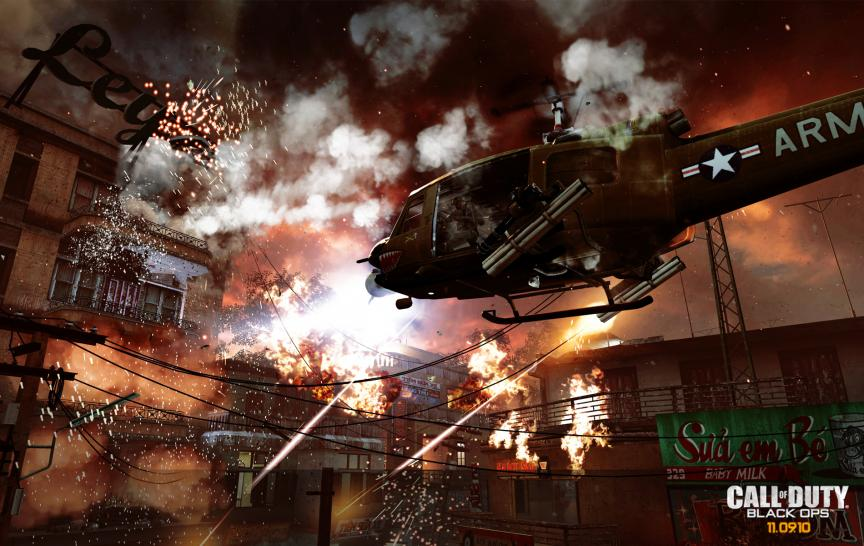 Die ersten High-Res-Screenshots zu Call of Duty 7: Black Ops. (1)