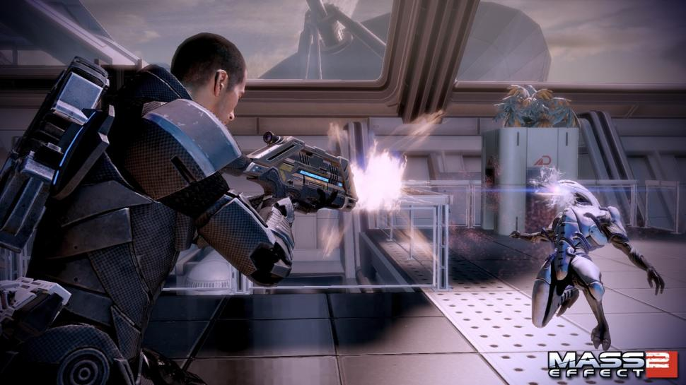 Screenshots aus Mass Effect 2. (1)