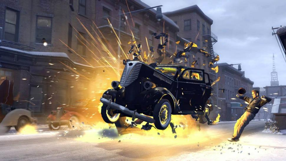 Kick in the Head-Video zu Mafia 2 für PlayStation 3 und Xbox 360 als Videostream. (1)