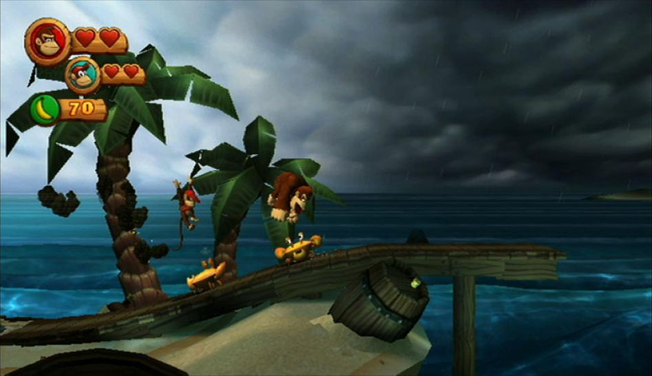 1. Donkey Kong Country Returns