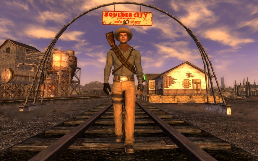 Neue Screenshots aus Fallout: New Vegas. (1)
