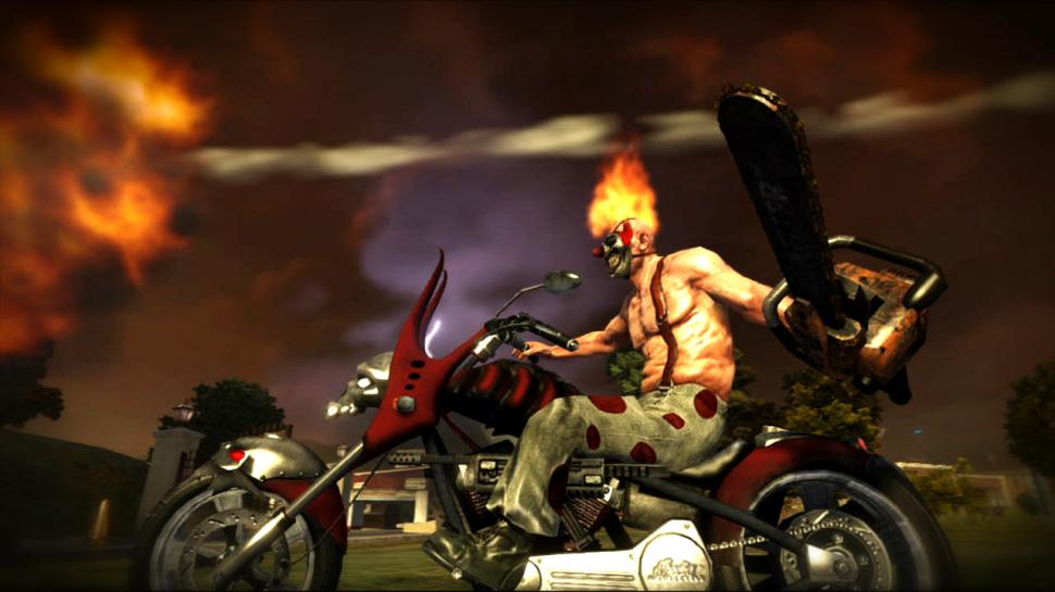 Screenshots zu Twisted Metal. (1)