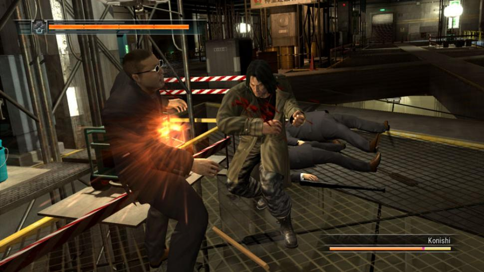 Screenshots zu Yakuza 4. (1)
