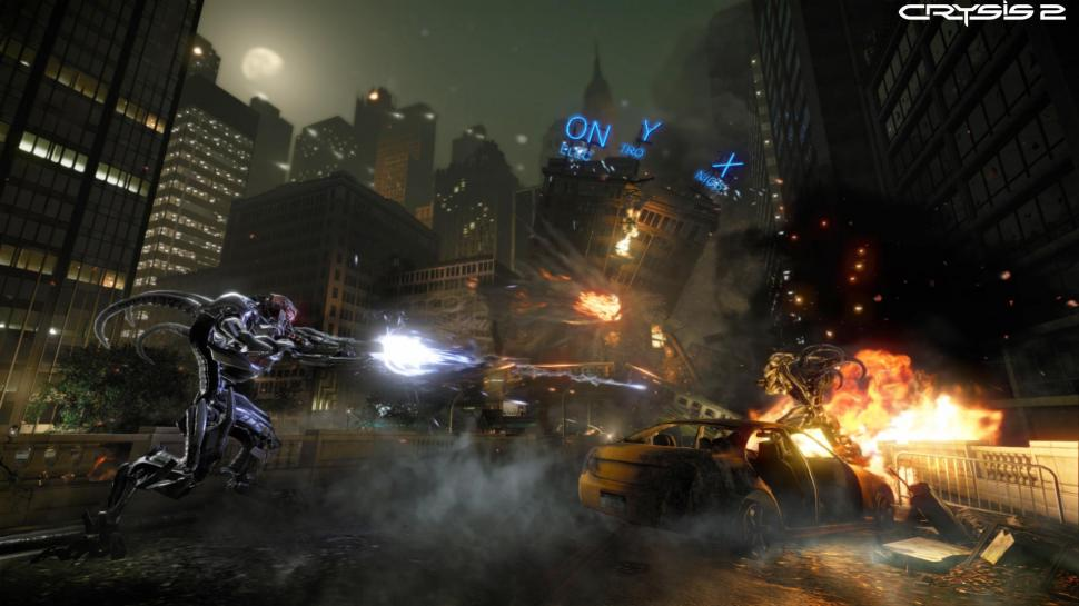 Aktuelle Screenshots aus Crysis 2. (1)