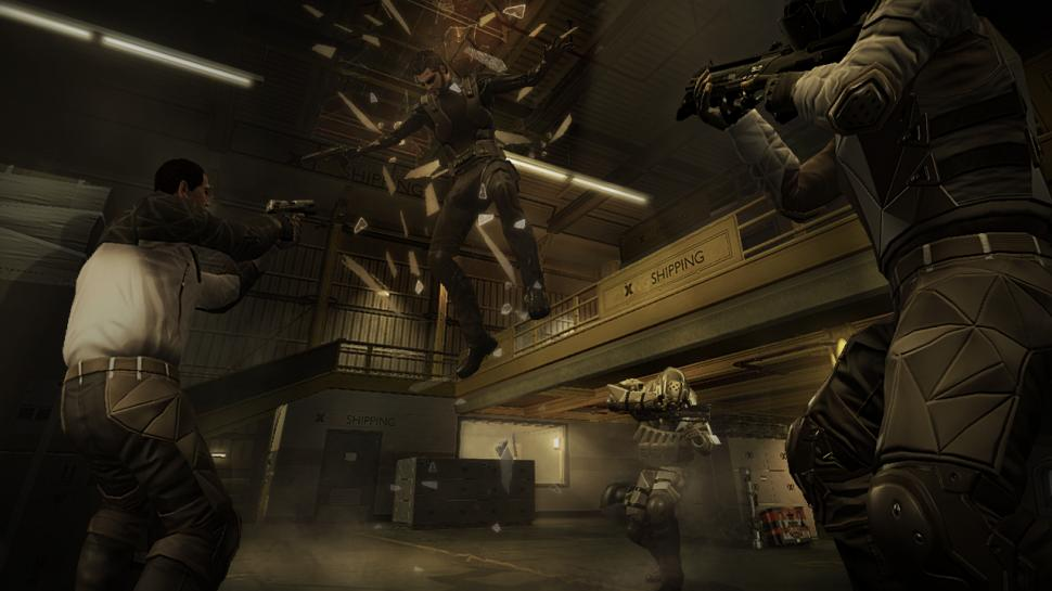 Screenshots aus Deus Ex: Human Revolution. (1)