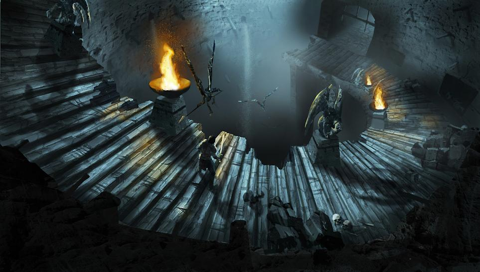 Screenshots zu Dungeon Siege 3. (1)