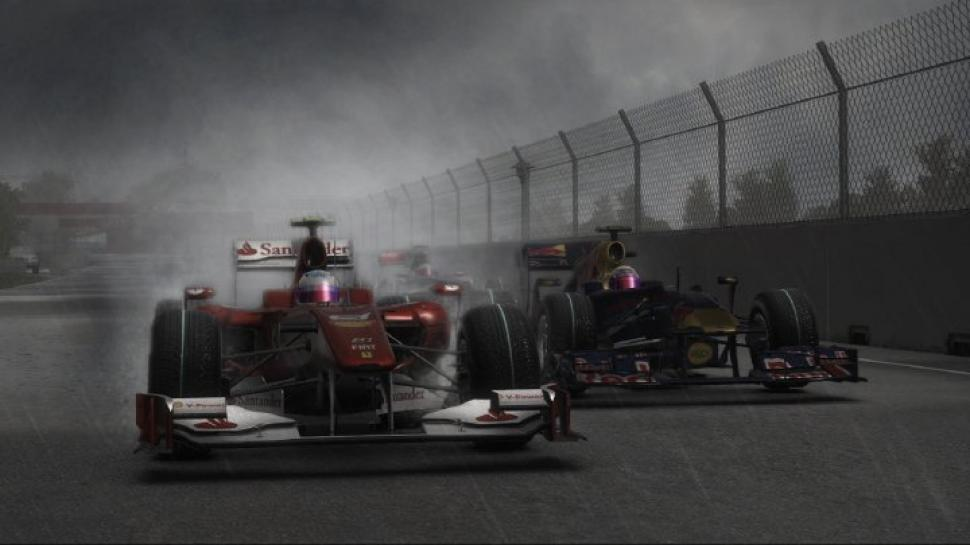 Screenshots zu F1 2010 von Codemasters. (1)