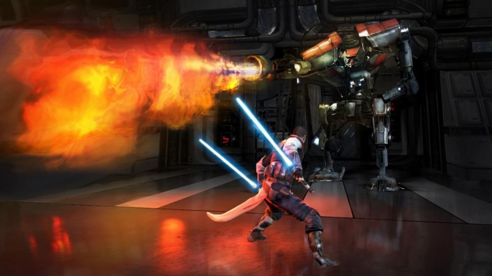 Screenshots zu Star Wars: The Force Unleashed 2. (1)