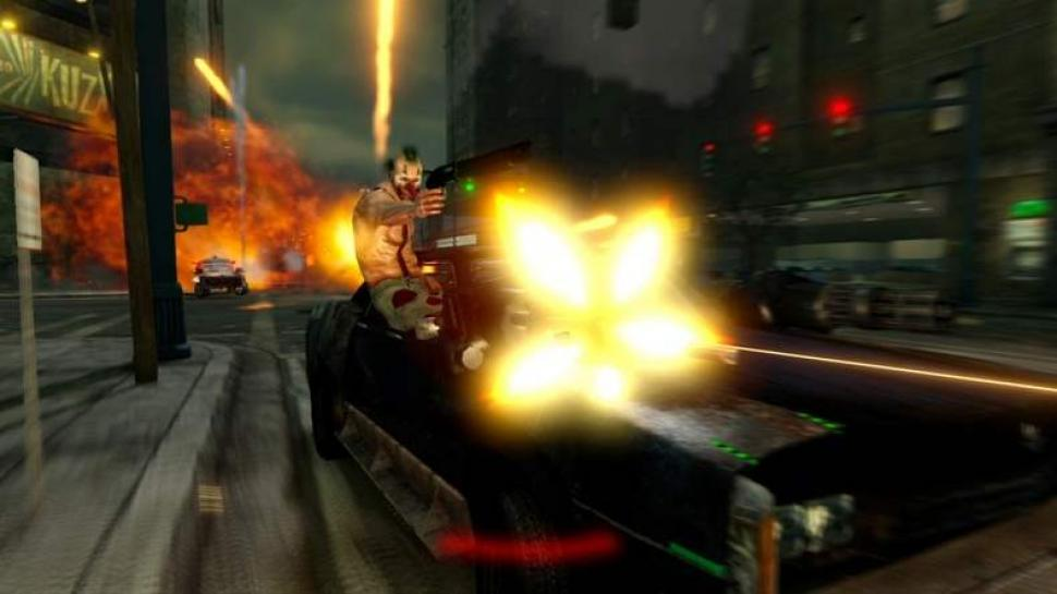 Twisted Metal hat den Gold-Status erreicht. (1)