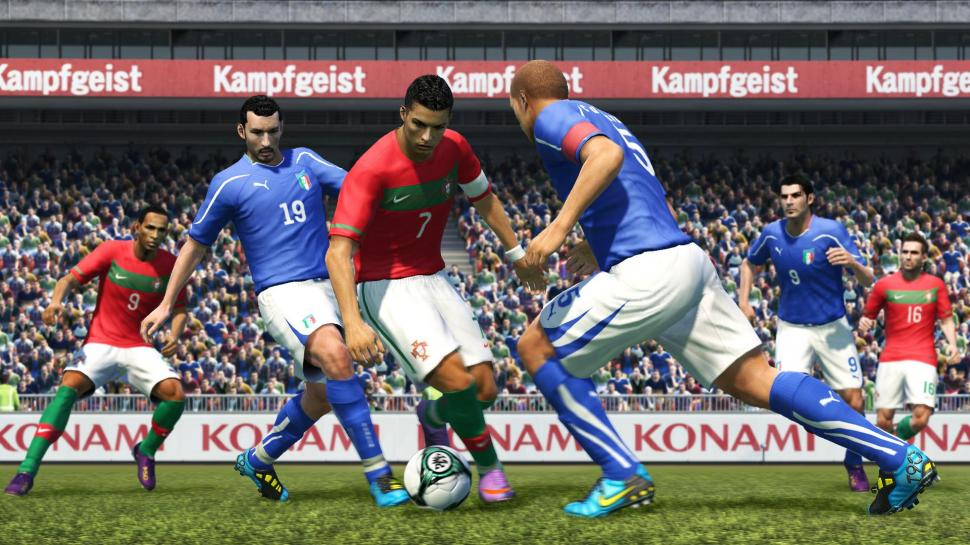 PES 2011 - Neue Screenshots (1)