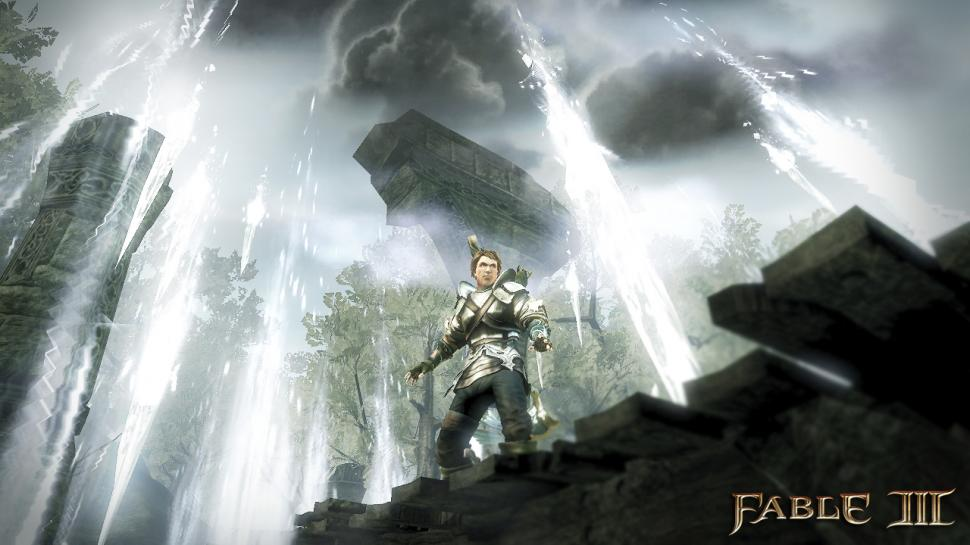 Fable 3 erstmal ohne Kinect-Support (1)