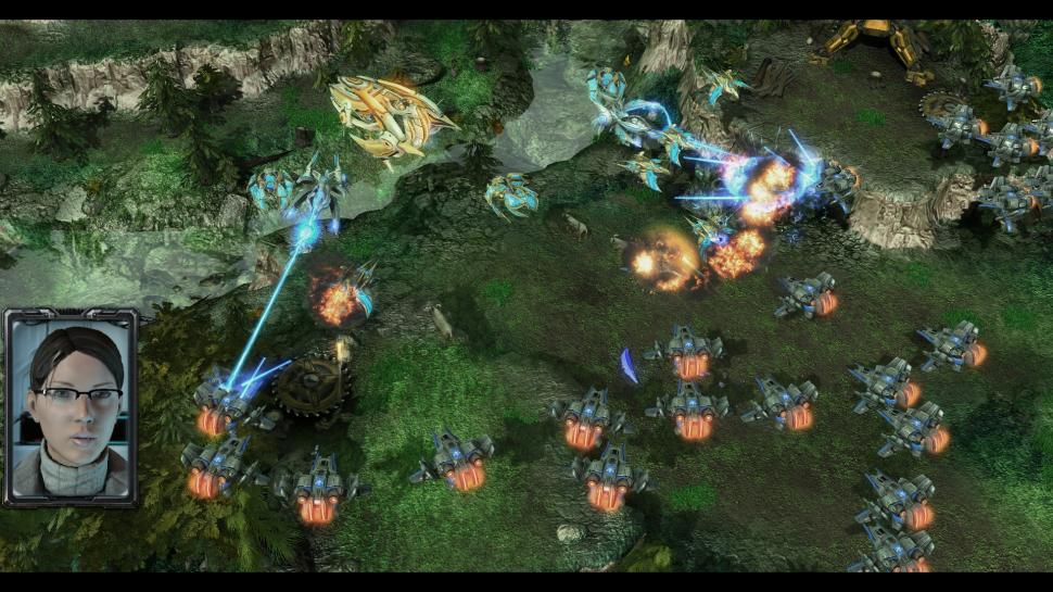 Starcraft 2 - 3,12 Millionen illegale Downloads