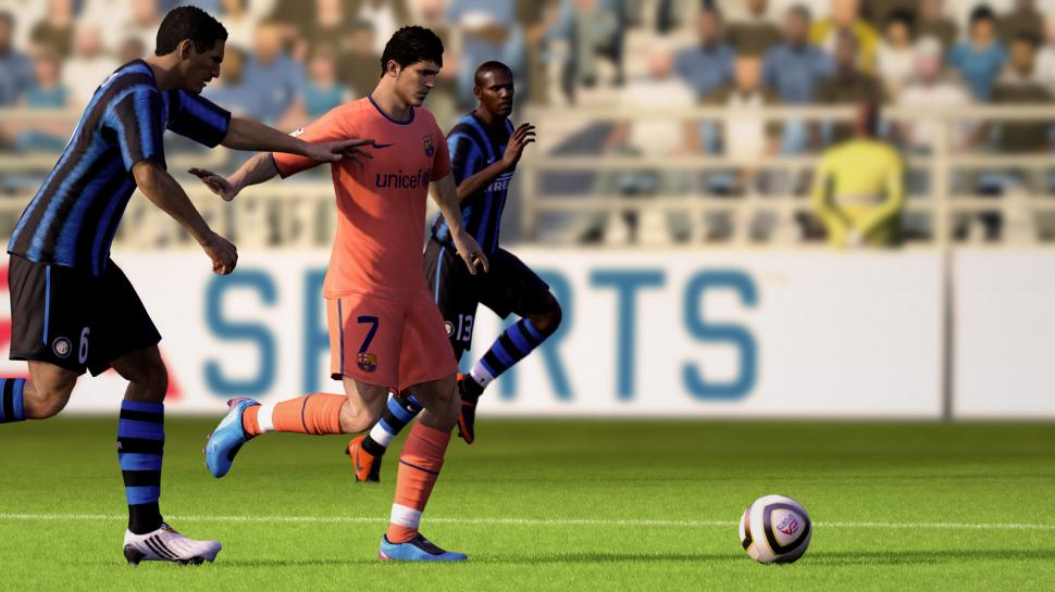 Aktuelle Screenshots aus FIFA 11. (1)