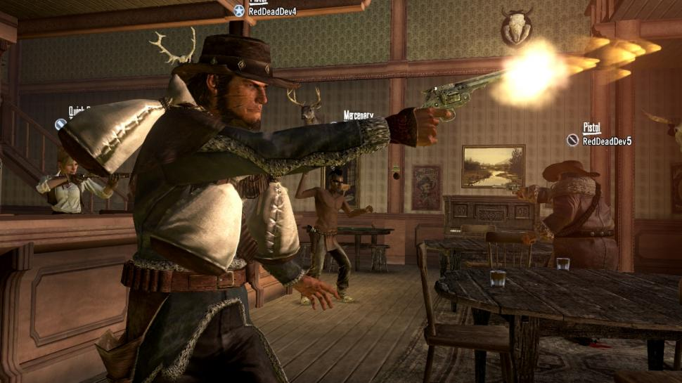 1. Red Dead Redemption