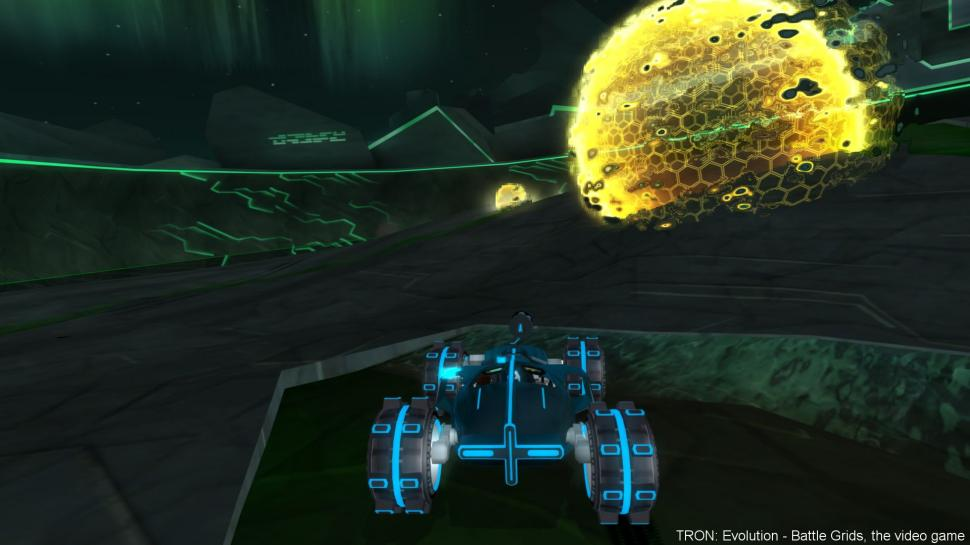 Die neuesten Screenshots aus Tron: Evolution. (1)