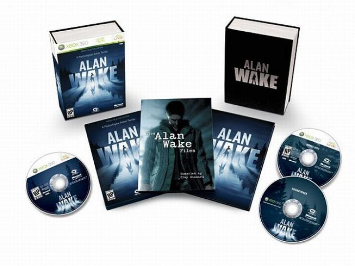 Alan Wake - Special-Edition